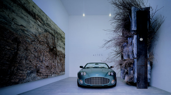 aston martin,kiefer,art-maniac le blog de bmc, http://art-maniac.over-blog.com/ le peintre bmc,