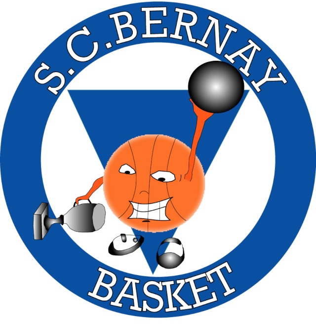 SCBERNAY Basket Ball