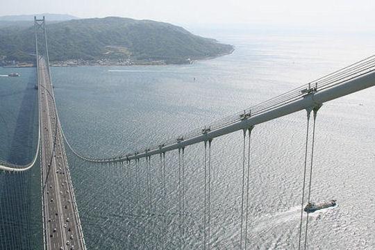 Re: savoir > plus grands ponts du monde