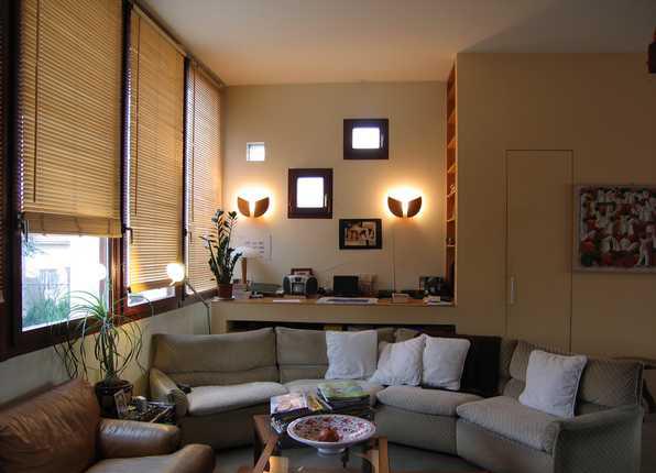 salon marron glace. Black Bedroom Furniture Sets. Home Design Ideas