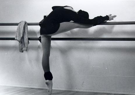 ... mais ma pasion est la danse classique et j'aimerais bien en refaire