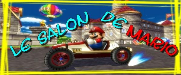 Le salon de Mario