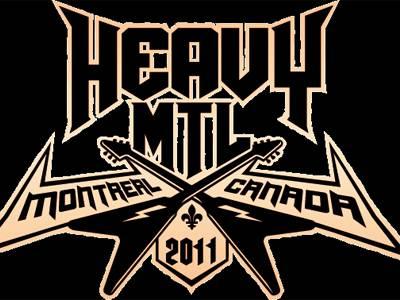 HEAVY MTL 2011 (jour 1) @ Montréal
