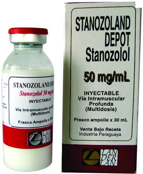 estanozolol inyectable consecuencias