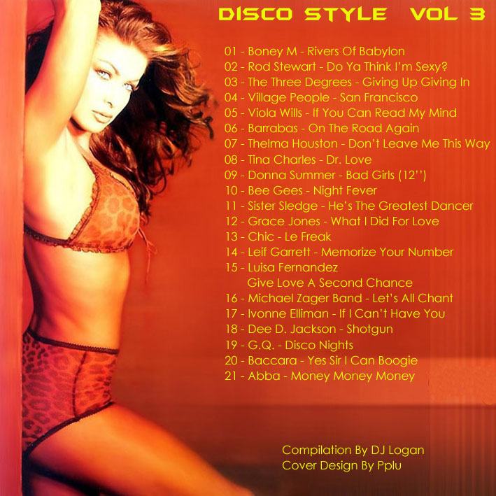 Disco Style Vol. 3