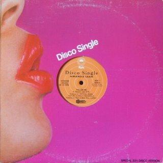 Amanda Lear - Follow Me (1978 Maxi Vinyl)