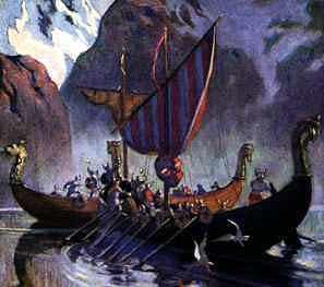 Anno 1000 i vichinghi alla scoperta dell 39 america - Lettere unipa portale ...