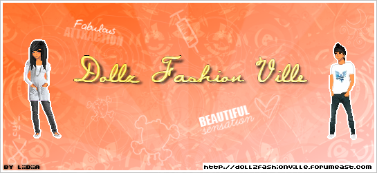 Dollz fashion ville
