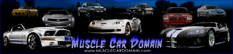 Muscle Car Domain