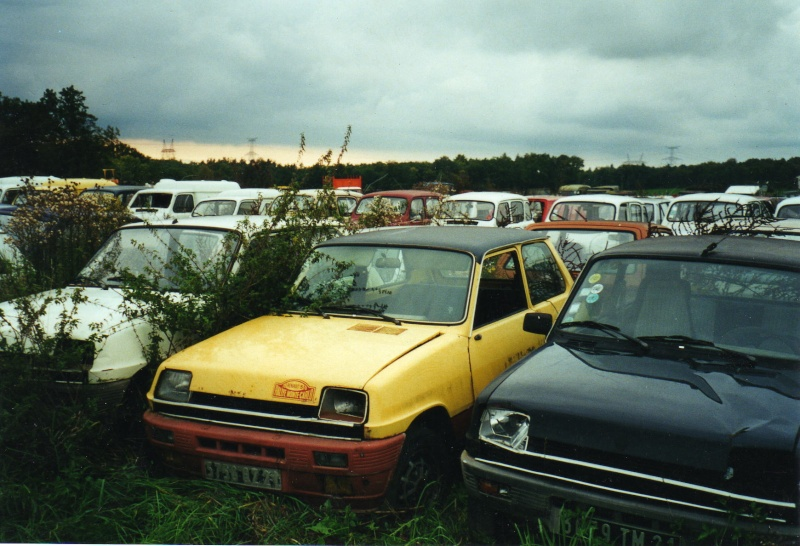 Voiture Monte Carlo >> renault 5 ts serie 1