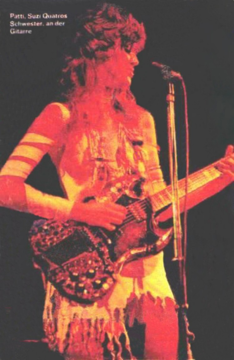 Patti, Rock'n'roll Survivor