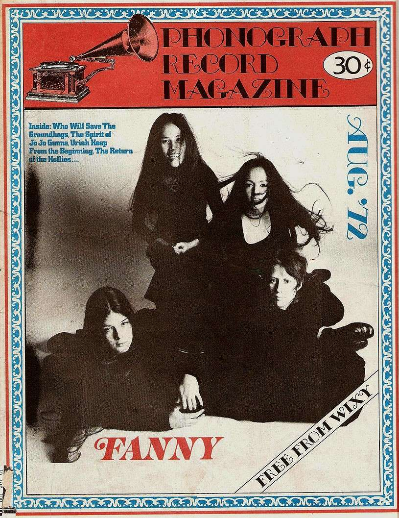 Phonograph Magazine 1