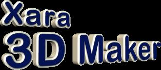 ������ ������� ������� ������� Xara 3D Maker 7 �� ������