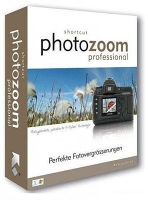 ������ ����� ����� PhotoZoom Professional 4 �� ����� ����