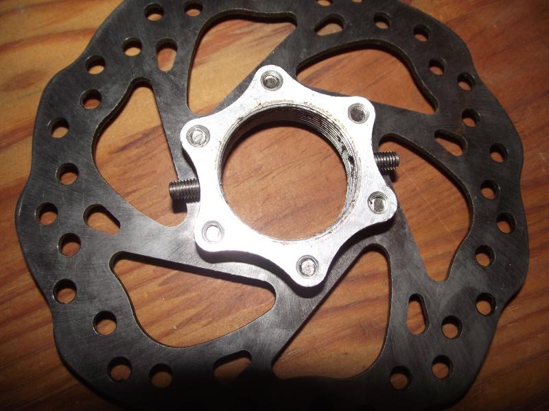 des roues de trike pas cher et solides pour freins a disque. Black Bedroom Furniture Sets. Home Design Ideas