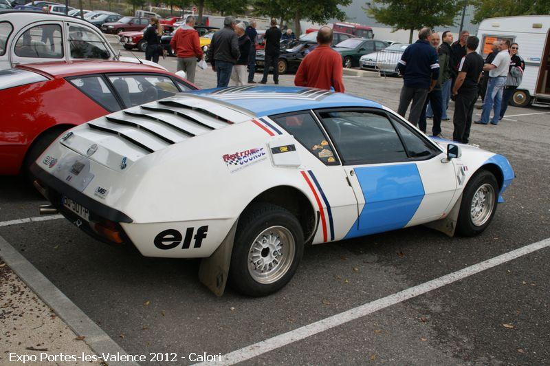 Salon auto moto r tro les 06 et 07 10 2012 portes les - Descours et cabaud portes les valence ...