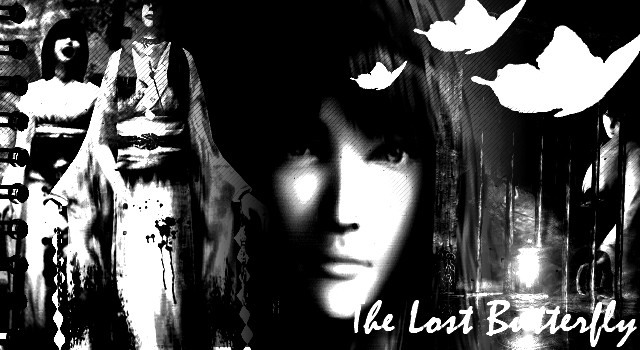 The lost Butterfly