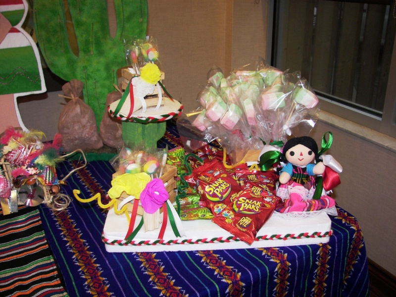 Decoracion Estilo Mexicano Para Fiesta ~ Decoracion Fiesta Mexicana Picture