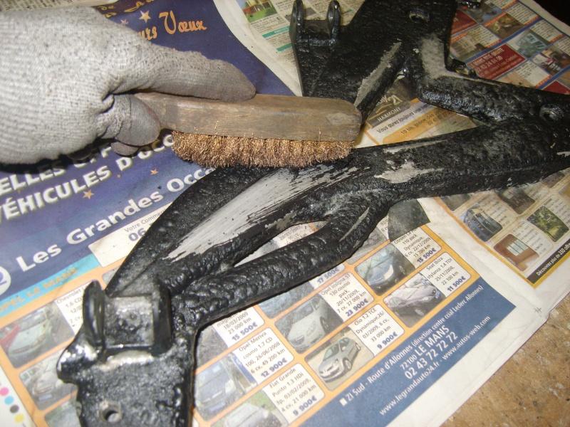 Comment enlever la peinture sur du fer - Comment enlever de la rouille sur du fer ...