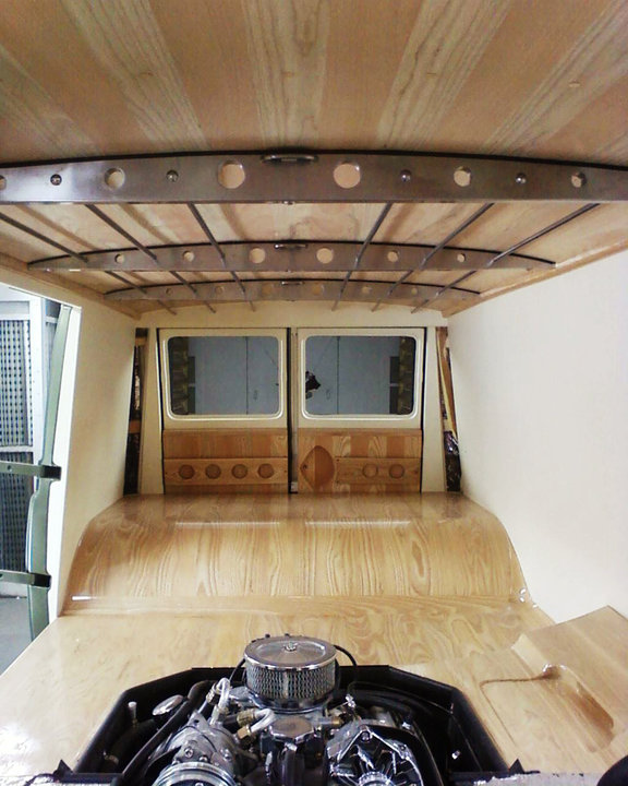 van go completion pics. Black Bedroom Furniture Sets. Home Design Ideas