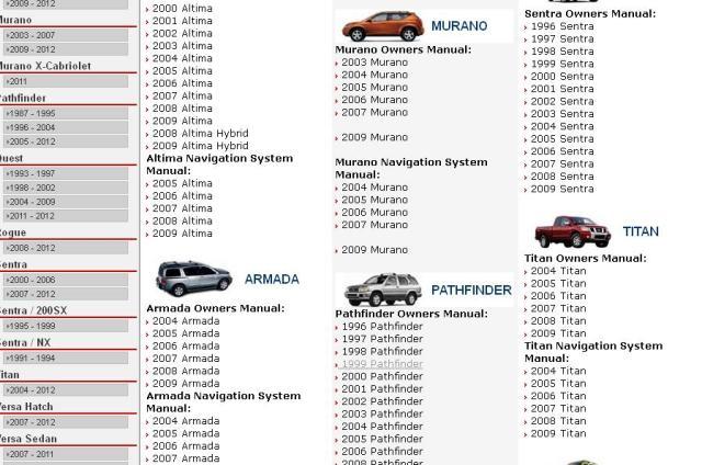 2009 Nissan Pathfinder Service Manual