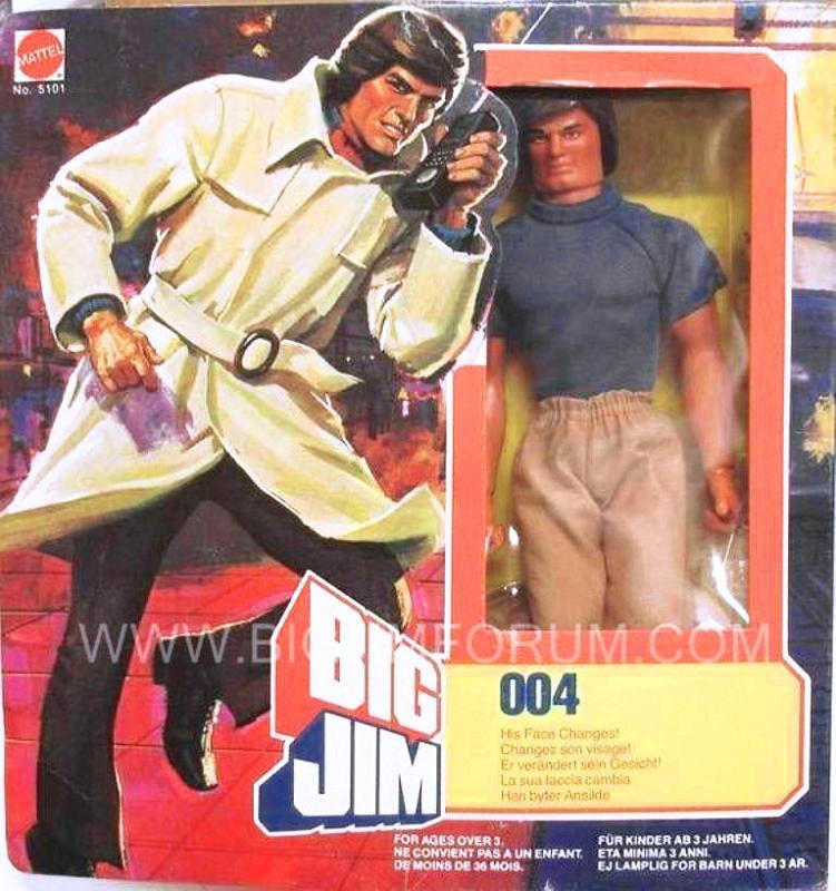Elicottero Big Jim Anni 80 : Big jim anni
