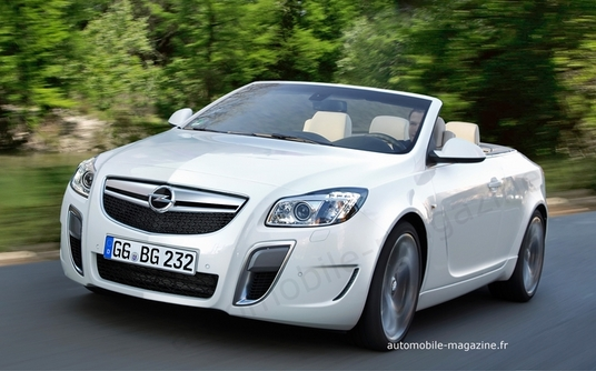 2013 opel insignia cabriolet. Black Bedroom Furniture Sets. Home Design Ideas