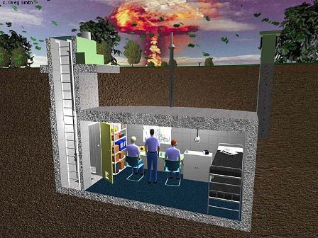 Bunker apocaliptico en la casa blanca fotos - Bunker casa blanca ...
