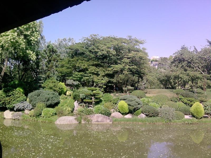 Le jardin japonais de toulouse d for Le jardin japonais toulouse