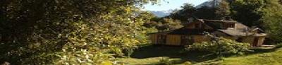 cabaña de Geraldine