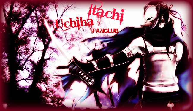 Itachi Uchiha Fanclub