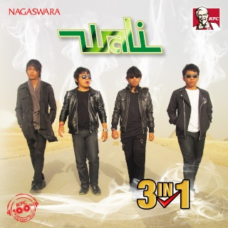 Wali - 3in1 (Album 2012)