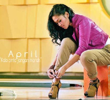 April - Kalau Cinta Jangan Marah