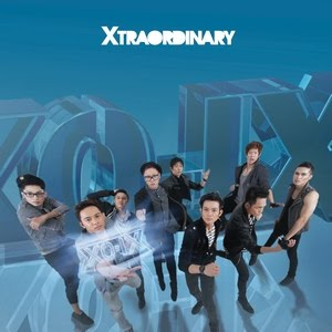XO-IX - Xtraordinary (Full Album 2012)