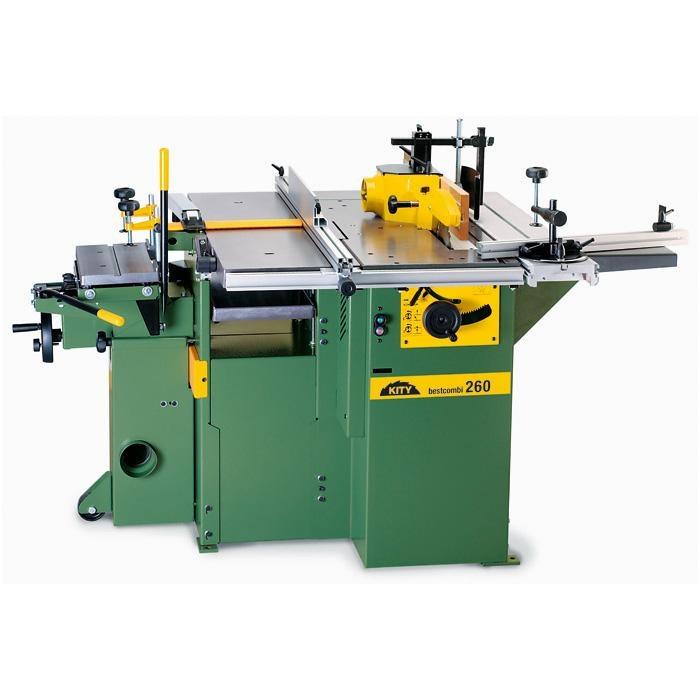 Kity Bestcombi 2000 (+260) # Holtzling Machine A Bois