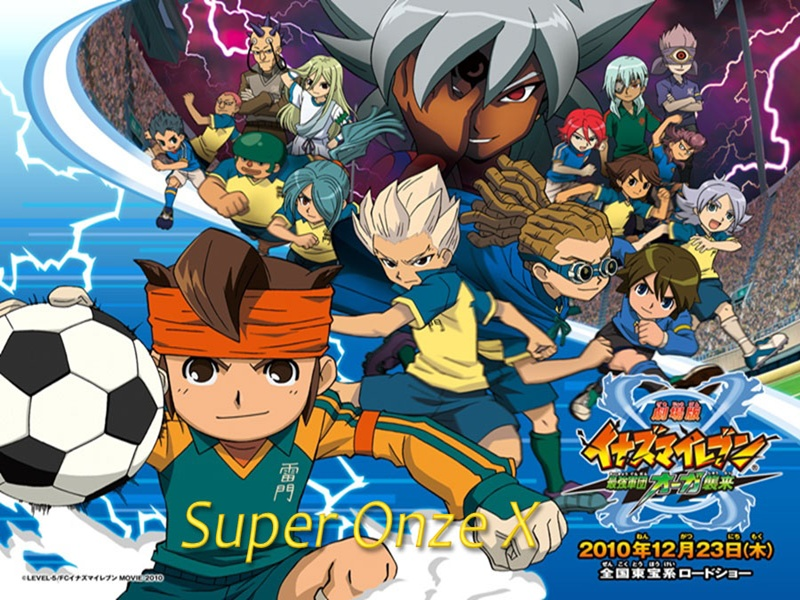 Super Onze X
