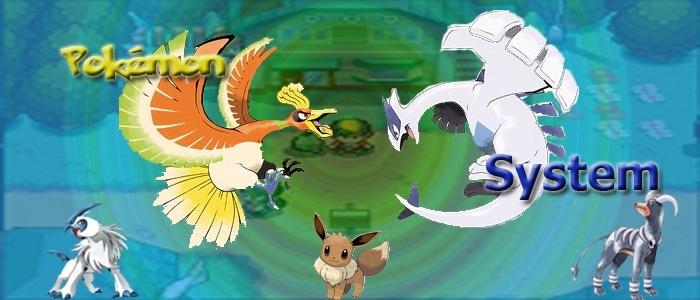 Pokémon System