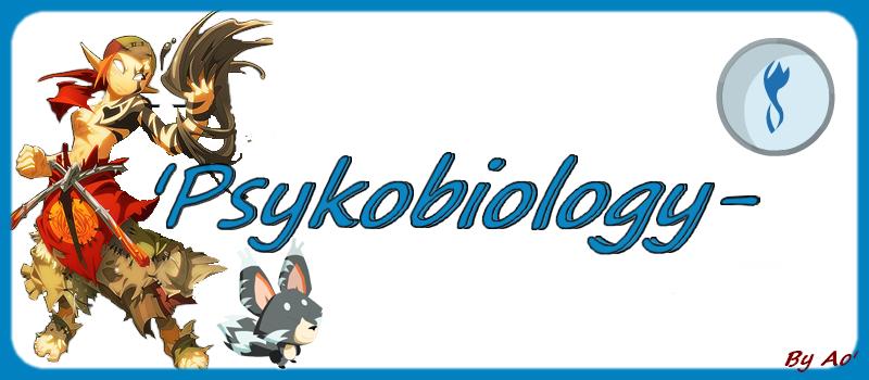 'Psykobiology-