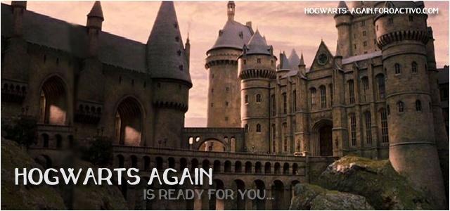 [ Hogwarts Again ]