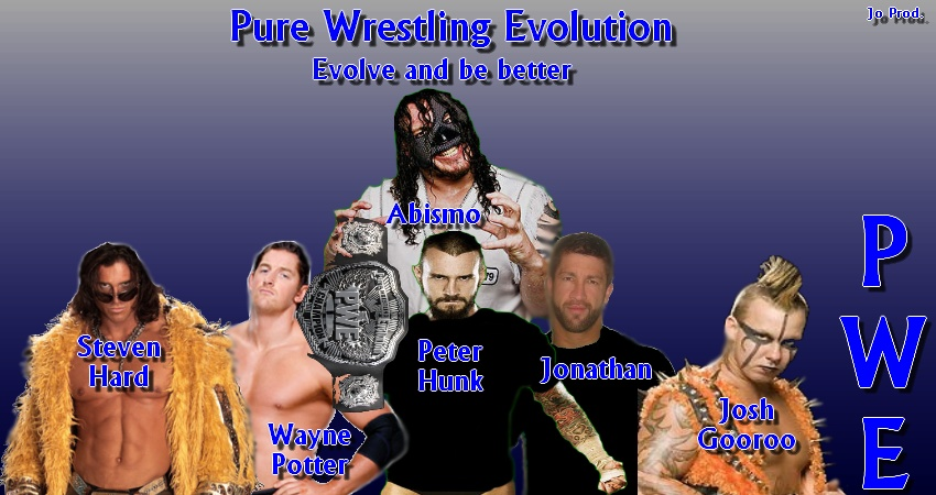 Pure Wrestling Evolution