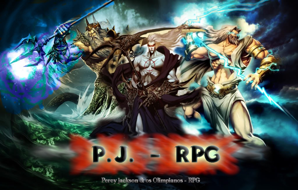 Percy Jackson RPG BR - A liga do Olimpo