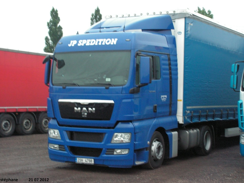 JP Spédition & Transport (Kralupy nad Vltavou)