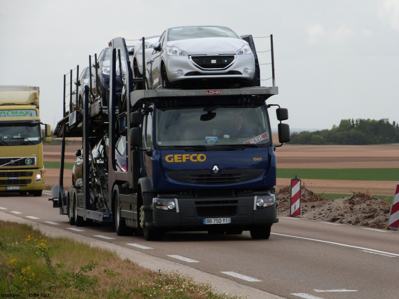 Gefco 25 page 11 - Location camion porte voiture super u ...