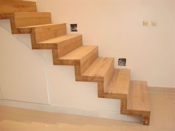 Avis r alisation escalier recouvrir de bois - Nez de marche antiderapant escalier bois ...