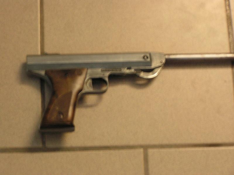 pistolet air italien vieux mod le. Black Bedroom Furniture Sets. Home Design Ideas
