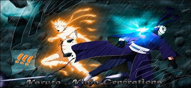 Naruto Ninja Generations