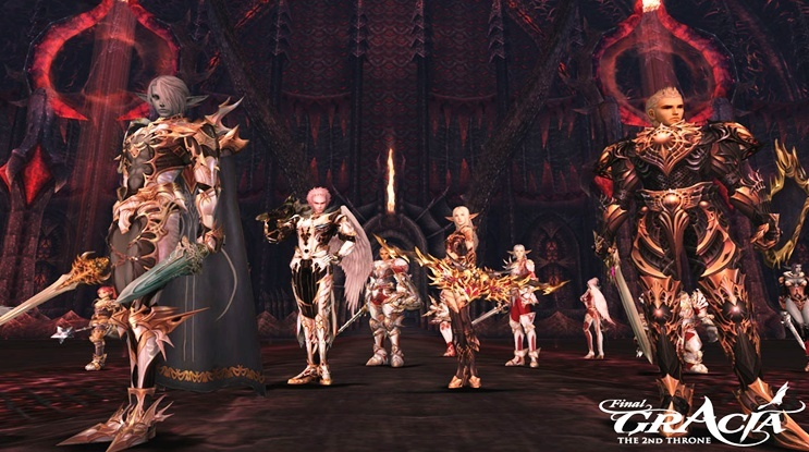 CLOSED, lineage 2 chronicle 5, lineage2 kendell