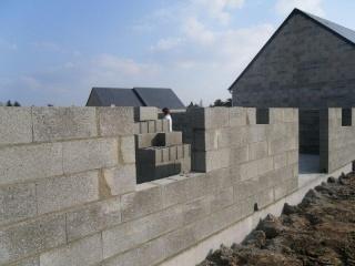 Construction parpaing dans le 37 for Construction maison parpaing