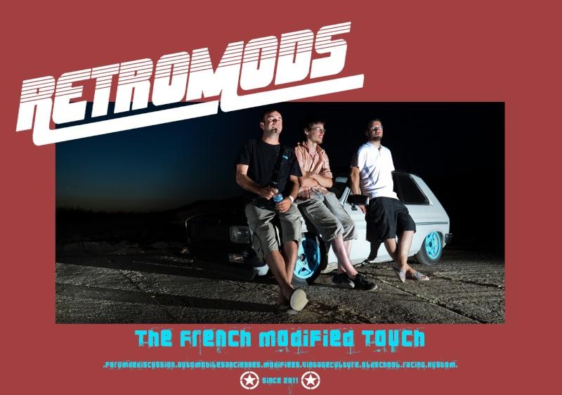 RetroMods