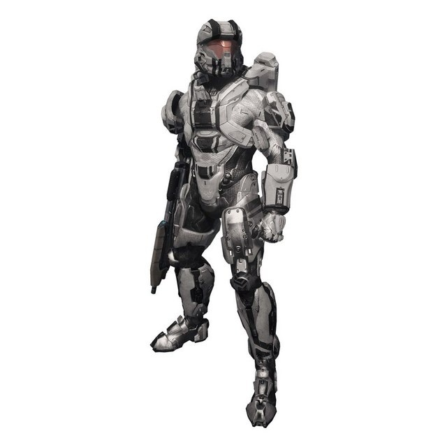 Halo 4 Unsc Marine Armor Marines in Halo 4